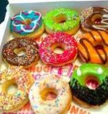 دونات السكرية