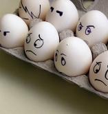 كيف تعرف البيض الفاسد والصالح