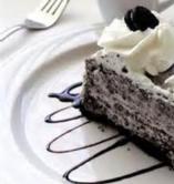 كعكة الاوريو
