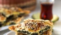 وصفة البوريك التركي بالجبن والسبانخ