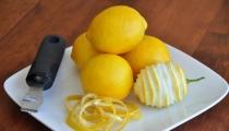 فوائد و إستخدامات قشر الليمون المدهشة.