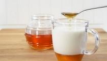 فوائد مشروب الحليب بالعسل وطريقة تحضيره