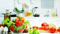كيف يتم الحفاظ على  والخضروات طازجة ؟