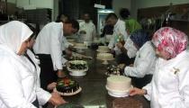لأول مرة بالوسط العربي .. افتتاح كلية لتعليم فن الطهي والكونديتوريا