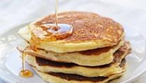 البان كيك بالصور لوجبة فطور وعشاء صحية ولذيذه