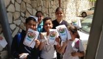 تنوڤا توزع آلاف أكياس الشوكو الجديد في شتى القرى والمدن بالوسط العربي