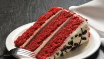 كعكة جيلي التوت