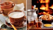 ٩ وصفات متنوعة من مشروبات الشتاء الساخنه