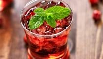 عصير الرمان المنعش والصحي