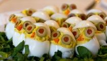 فكرة مميزة لتحفيز الاطفال لتناول البيض