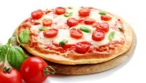 بيتزا الجبن الشهية
