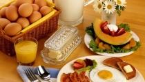 وجبة فطور صحية وخفيفة
