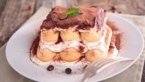 كعكة البافاريا اللذيذة